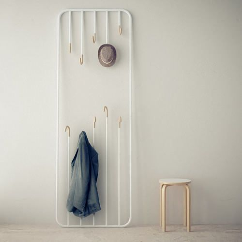 Coat hat rack