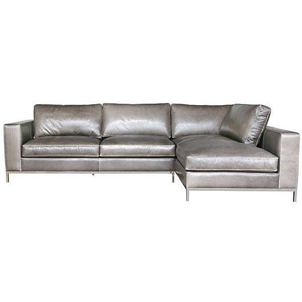 Best 25 Grey Leather Couch Ideas On Pinterest