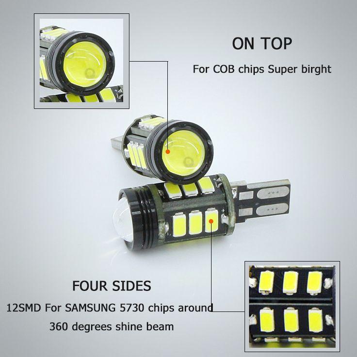 1x White 6000K T15 W16W For CREE Chips +SAMSUNG chips LED Reverse Backup Light Bulb For Nissan Juke 2011-2015