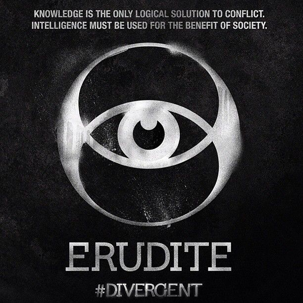 The Divergent movie faction symbols have all been revealed!