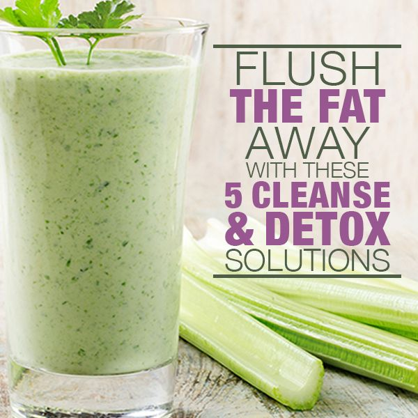 At Skinny Ms., we know that you like to look great and feel great. Detoxing and cleansing is one of the best ways you can do just that.