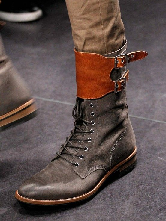 Paul Smith Sid Boots! <3