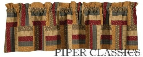 Hearth & Home Lined Quilted Valance
