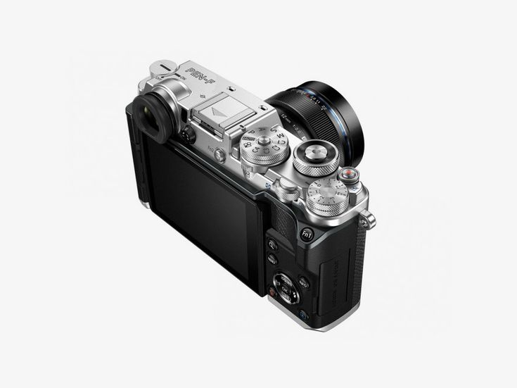 Olympus' Classy Old-School Camera Sports New-School Specs | Credit: Olympus | From Wired.com