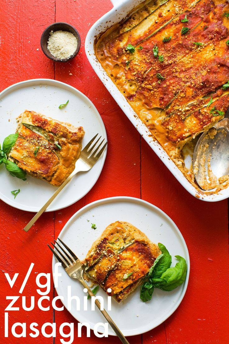 Vegan Lasagna. Ingredients: nuts or tofu (sub ricotta if non-vegan), nutritional yeast, basil, oregano, lemon juice, evoo, sea salt, pepper, vegan parmesan, marinara sauce, zucchini