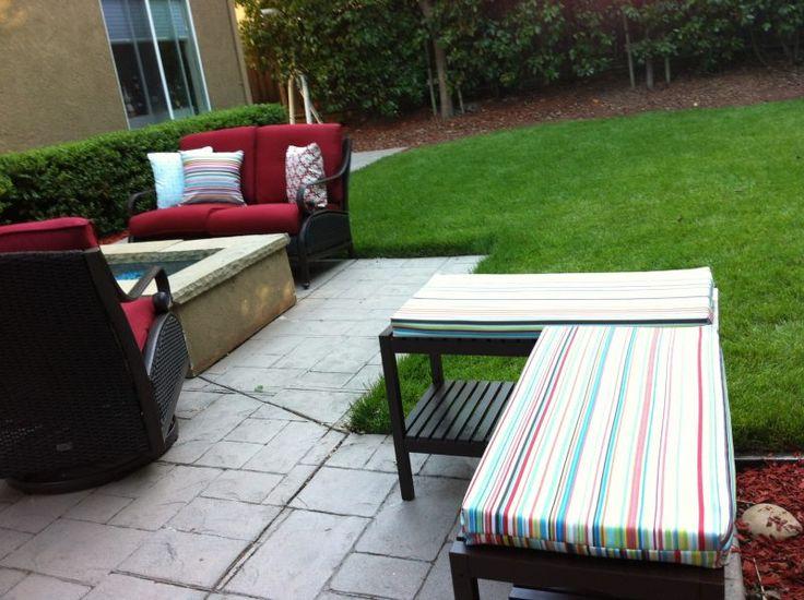 975 besten Garten Terrasse Ideen * Garden Bilder auf Pinterest - gartenbank selber bauen