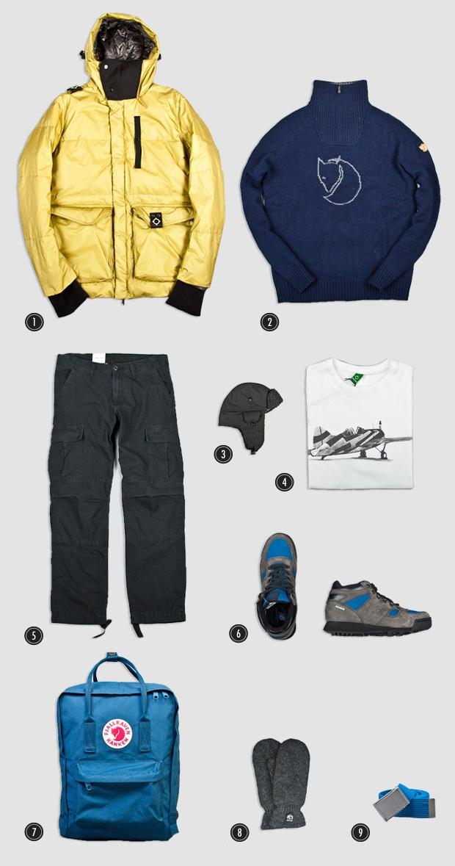 куртка крутая.   Соберись, тряпка: 3 зимних лука магазина Brandshop — FURFUR — FURFUR — поток «Стиль»