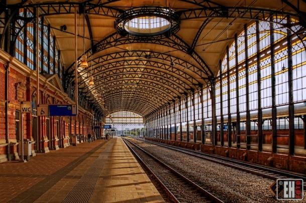 Train station 'Hollands Spoor', The Hague