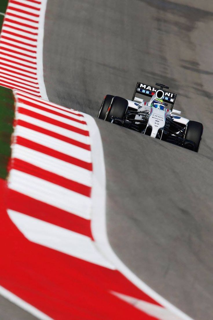 On Track w/Felipe Massa ahead of the 2014 #F1 Grand Prix at Circuit of The Americas                                                                                                                                                                                 More