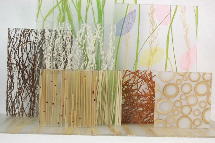 Wall Decor Acrylic Sheet : Bamboo resin panel petg decorative wall partition
