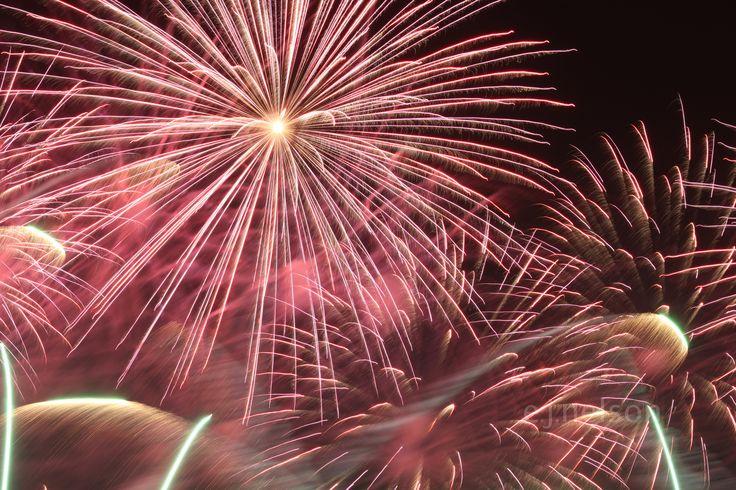 Fireworks E.J.Nelson Photographer