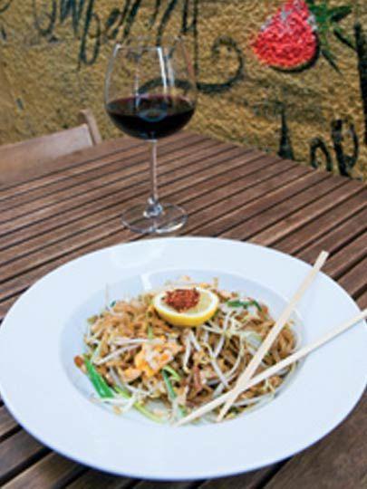 Pat Thai Tarifi - Dünya Mutfağı Yemekleri - Yemek Tarifleri