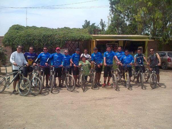 Starbikers Perú Team