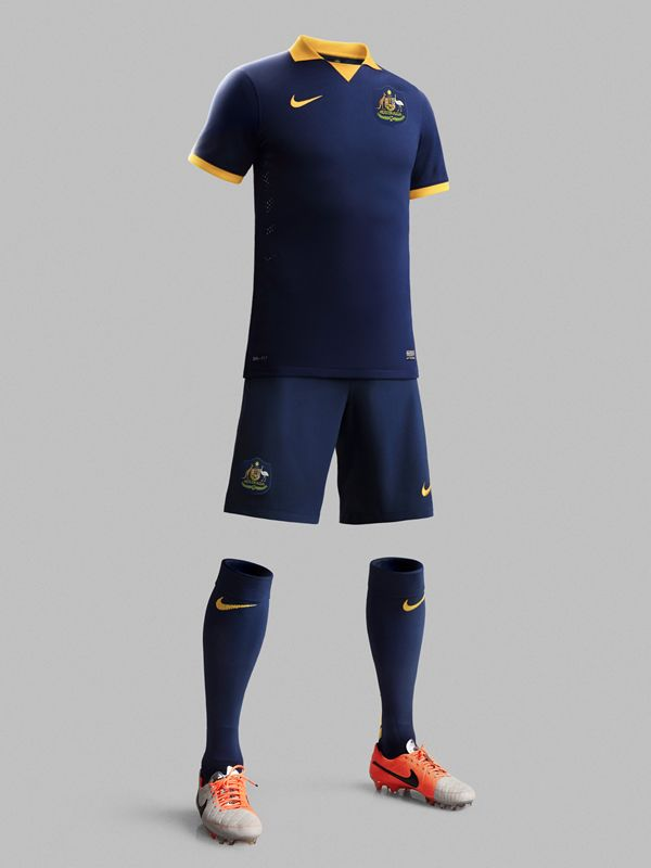 Australia 2014-15 Nike Away