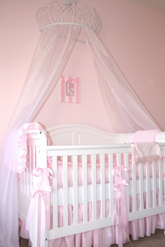 Beautiful Baby Cot