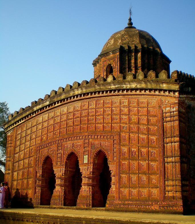 Terracotta Temple 2 - Bishnupur, West Bengal