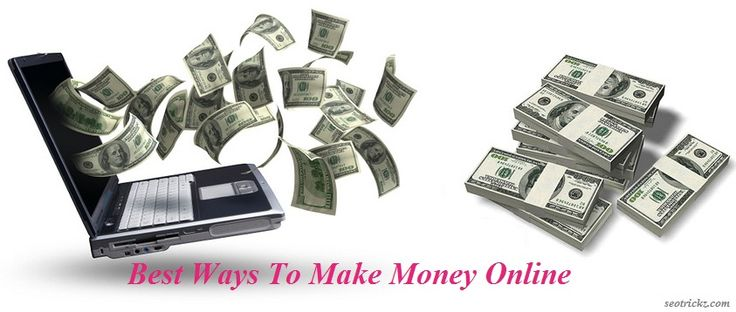 In this article, you will find Best ways to make money online. The list is not in any particular order. By the end of this article I hope your able to use one of these strategies to put some change in your pocket.  Answering Questions: There ar