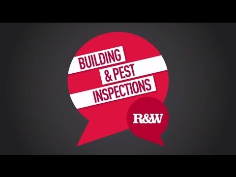 Building and Pest Inspections - YouTube