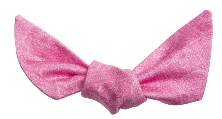 Baby pink Doggy Style-bow || Vaaleanpunainen Doggy Style-rusetti