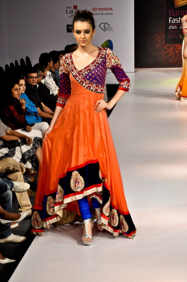 Designer Khushboo Chhadwa at BPBFW Summer/Showers '13