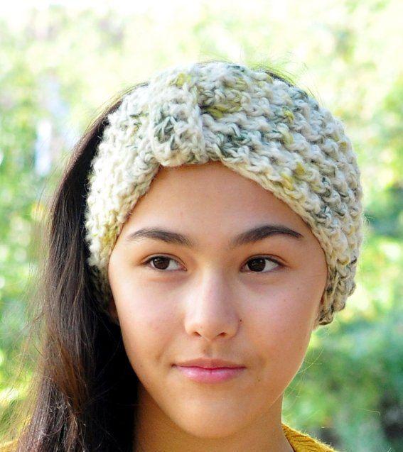 Headband, Knitted Headband, Ear Warmer Headband, Headband Ear Warmer, Braided Knit Headband, Hair Accessories, Headband for Women