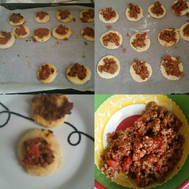 Mini #pizza #snellehap