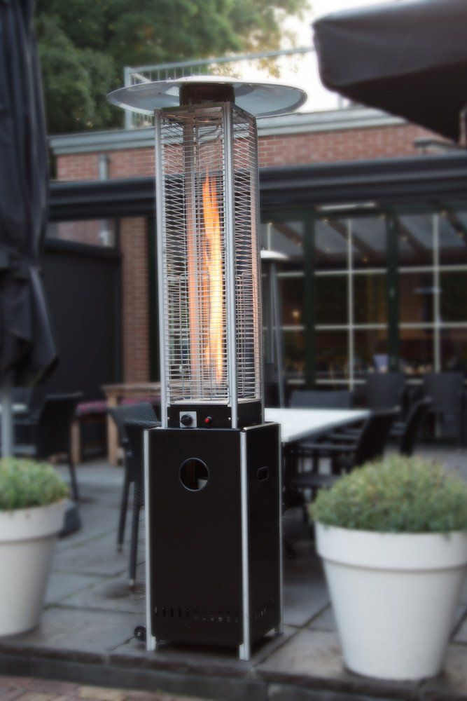 Light Up Chilly Evenings With The Spectacular Serenity Gas Patio Heater Patio Heater Outdoor Heating
