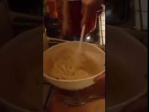 tutorial per la perfetta cacio &  pepe