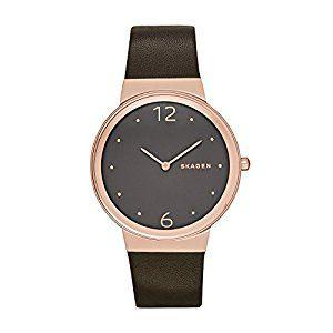 Skagen Womens Wrist Watch SKW2368: Amazon.co.uk: Watches