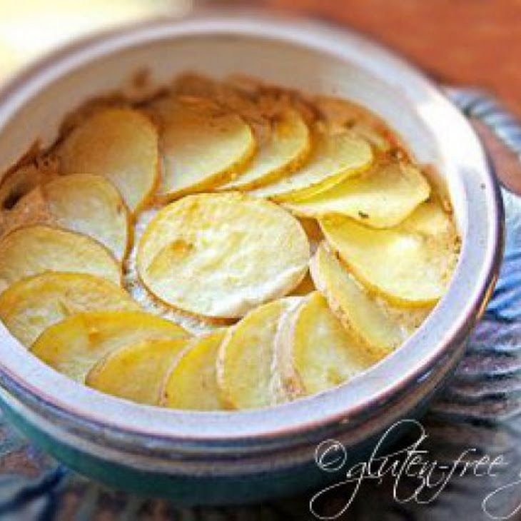 Dairy-Free Scalloped Potatoes Recipe | Recipes | Pinterest
