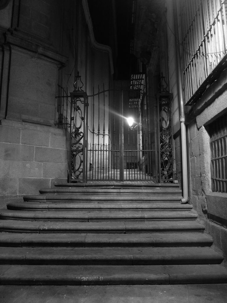 Escaleras del Pasaje del Panecillo