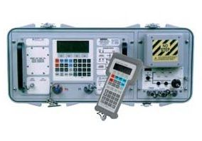 The Barfield DPS-500 self-sufficient, mobile, fully automatic, user programmable Pitot-Static tester.