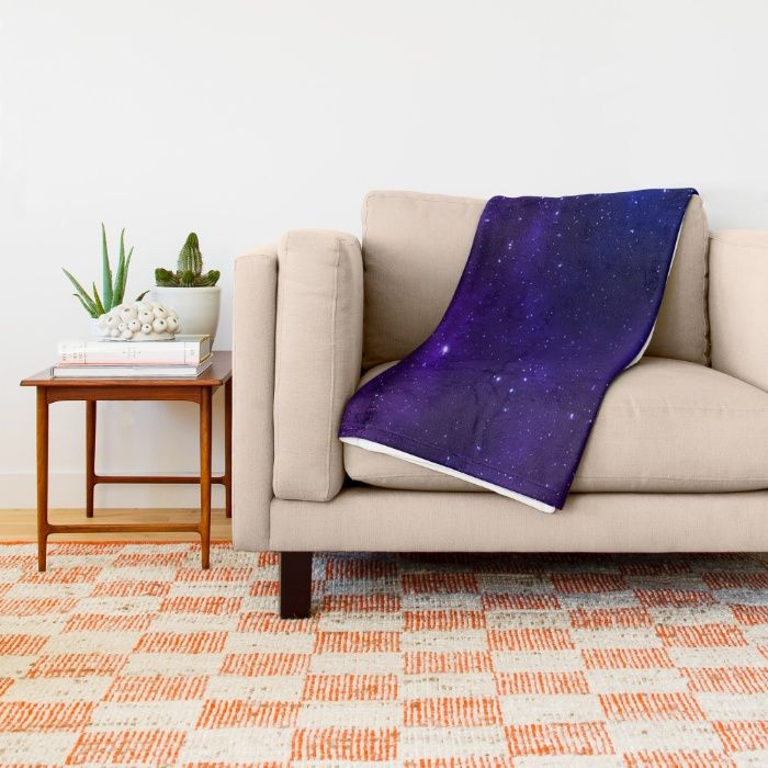 Space Ode Throw Blanket by Scar Design | Society6  #space #throwblanket #kidsroom #scifiroom #nerd #geek #stars #universe #spacegifts #galaxy #astronomergifts #astronomer #astrophysicist  #homedecor #bedroom #blanket #sofa #buyhomegifts #homegifts #wintergifts  #autumngifts