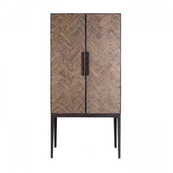 Eleonora Cabinet Loft – zweitürig