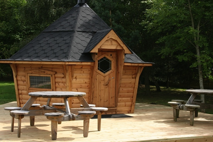 Our fabulous new Scandinavian BBQ house