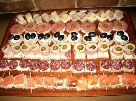 Cena a buffet: tante ricette per i tuoi ospiti (Foto) | Ricette pourfemme