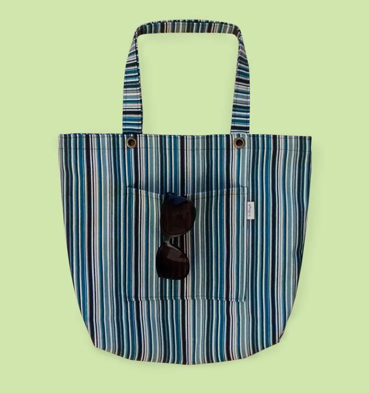 VIDA Tote Bag - Callie by VIDA 18mleu