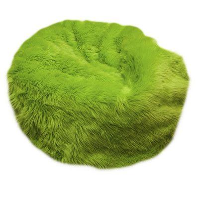 Die besten 25+ Fluffy bean bag chair Ideen auf Pinterest - gemutlichkeit zu hause strick woll fellmobel decken