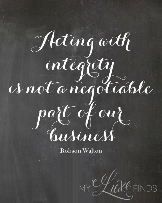 Quotes About Integrity 144 Best Quotables On Integrity Images On Pinterest  Integrity .