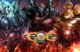 Darmowe Gry Online: God of Gods to darmowa gra MMO 3D. Udowodnij, że j...
