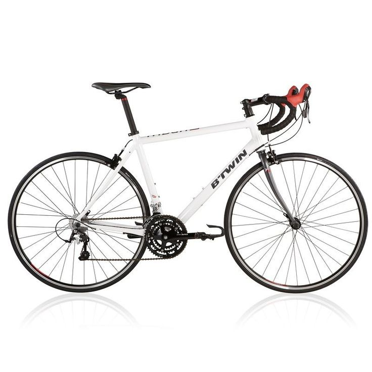 B'Twin Triban 3 Road Bike, White £299.99