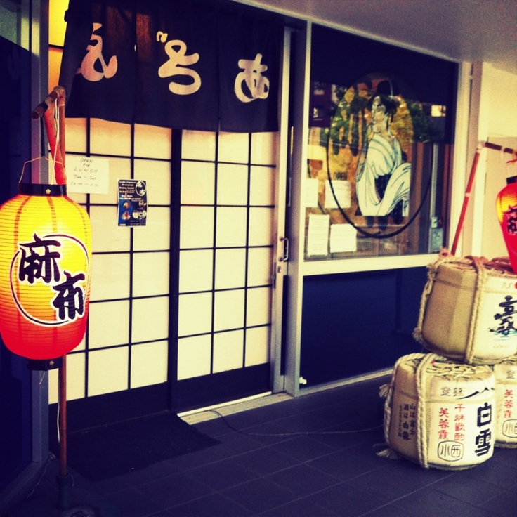 "Our Favourite Local ""Shoo-shee"" Spot via @AFAR #taringa #Brisbane #Japanese #food"