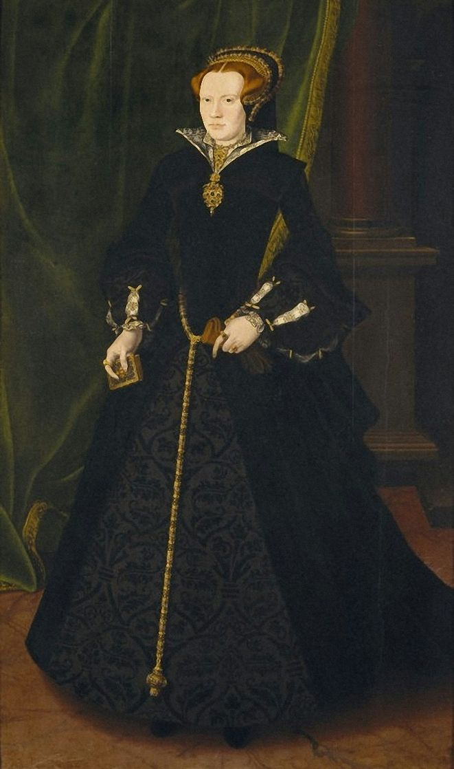 [show]Attributed to Hans Eworth (circa 1520–1574?)   TitlePortrait of Mary Dudley, Lady Sidney, wife of Sir Henry Sidney Description oil Dateca. 1550-1555 Current locationPetworth House, The National Trust