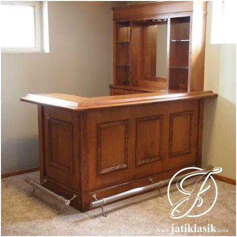 Jual Meja Bar Kitchen Set Dapur Minimalis Di 2020 Dekorasi Dapur Dapur Dekorasi