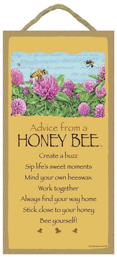 ADVICE FROM A HONEY BEE ebay.com