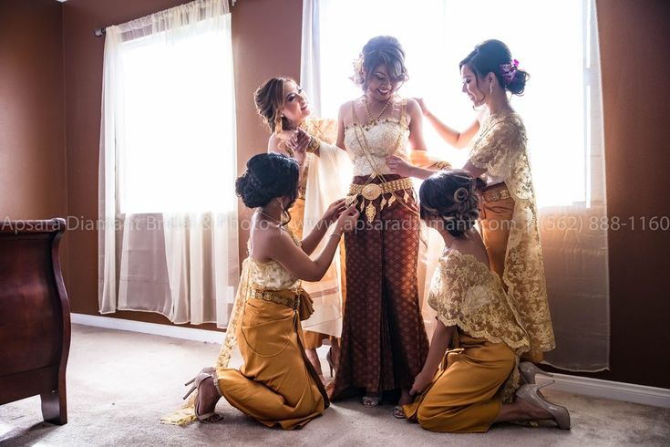 Apsara Diamant Bridal & Photo - Long Beach, CA, United States. Beautiful Khmer Bride, Traditional Khmer Wedding, Apsara Diamant, Handsome Groom, Commercial Wedding Photography, Los Angeles Wedding Photo