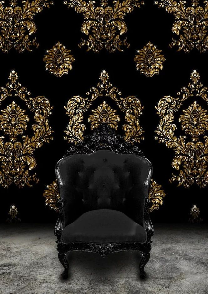 Black and Gold | Sumally (サマリー)