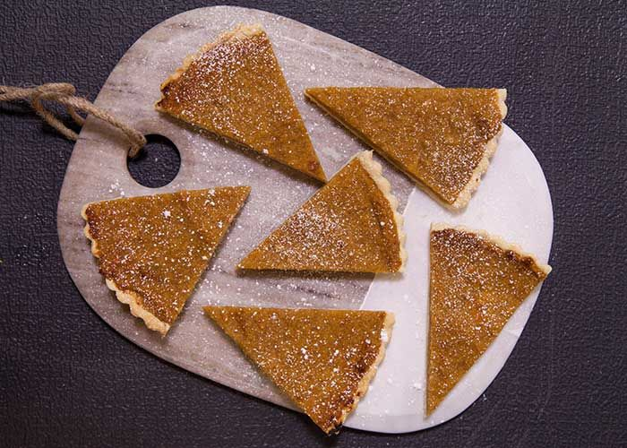 Whip up this Treacle tart recipe with the help of Sasko!