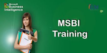MSBI stands for Microsoft Business Intelligence. It is composed of all powerful tools which help in providing best solutions for Business intelligence and Data Mining queries. This tool uses visual studio along with SQL server. There are three components of MSBI that is SSAS-analysis tool, SSIS-integration tool and SSRS-reporting tool. MSBI course intended for IT professional that are responsible and implementing SQL server, reporting and analysis solutions.