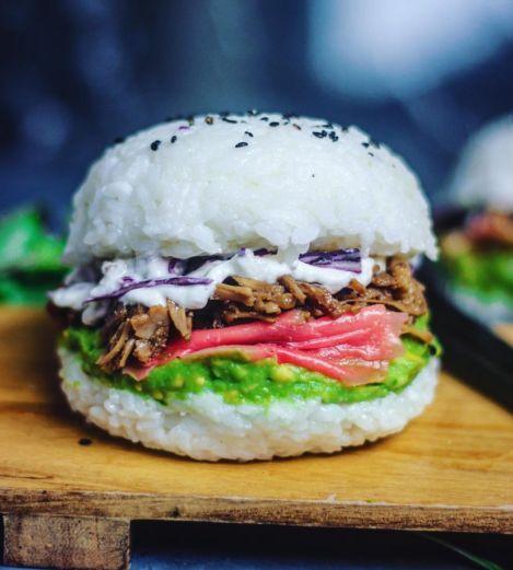 ¿Sushi o hamburguesa? ¡Esa es la cuestión!